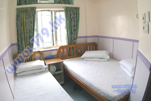 Budget Hostel Anita guest house provide cheap room accommodation in Mongkok budget room