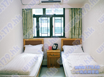 backpacker Inn guest house room booking cheap accommodation Mongkok area