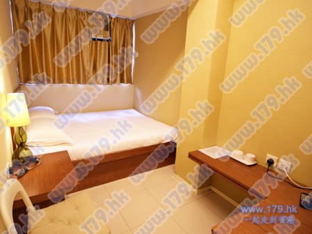 online booking motel room in Kowloon TST Hong Kong cheap accommodation