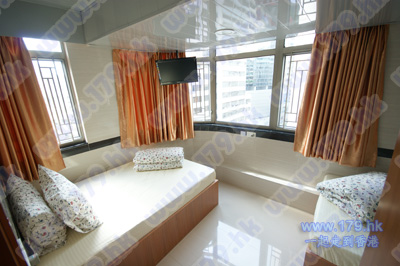 cheap guest house room rental